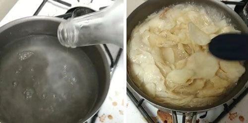 рецепт картошки с сыром