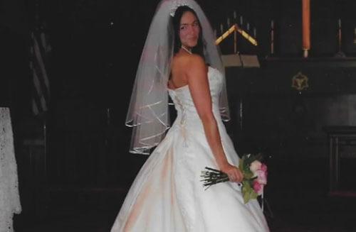 чужое свадебное платье