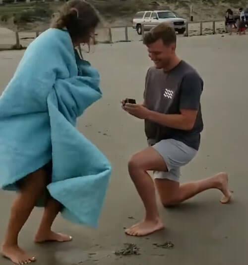 прыгучая реакция на предложение