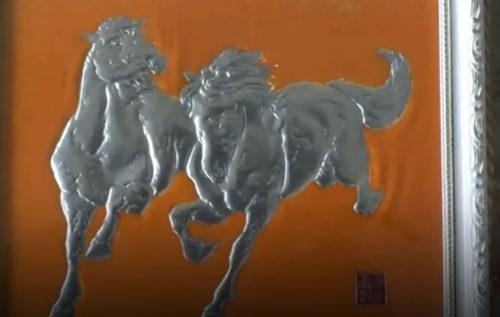 искусство из алюминиевых банок