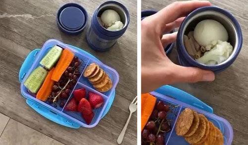 недостаточные обеды для дочки