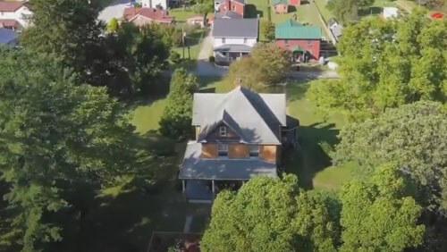 дом знаменитого киноманьяка