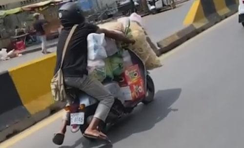 проблема перевозки покупок