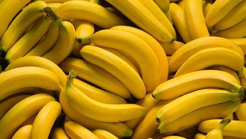 в банане завелись пауки