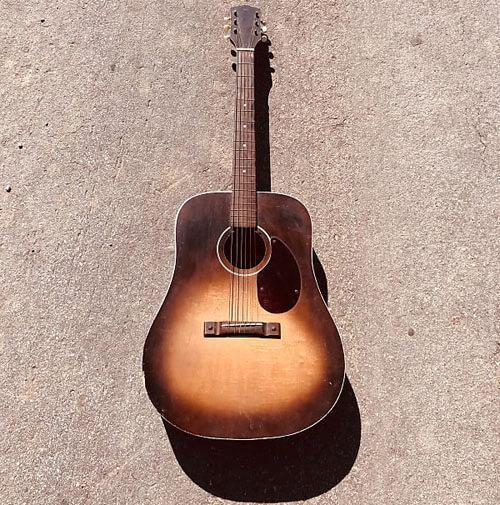 продажа одержимой гитары