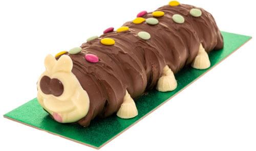 terrifying homemade cake