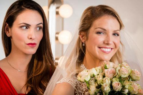 как поссорить брата с невестой