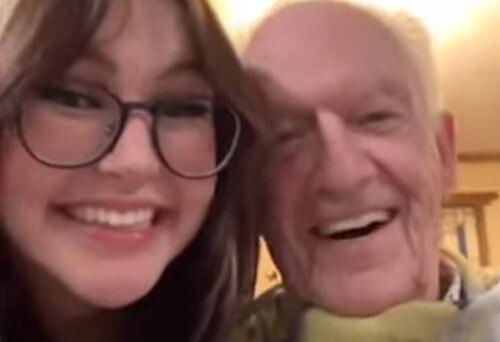 дедушка в новом ярком образе