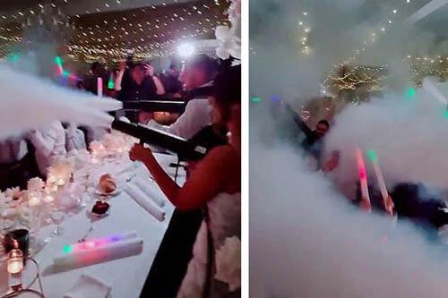 рейв-вечеринка на свадьбе