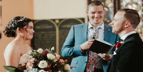 пожар в день свадьбы