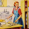 плата за труд домохозяйки