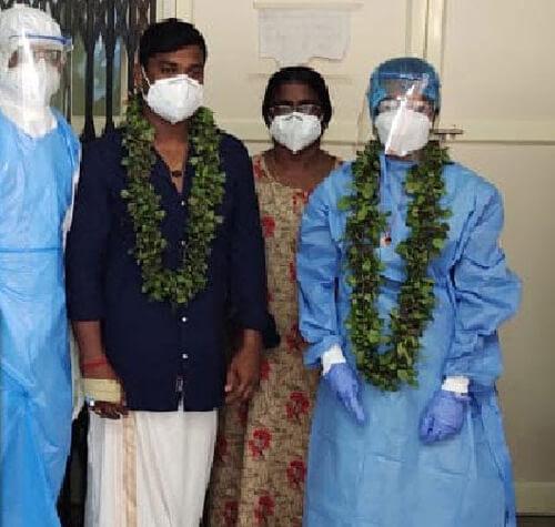 свадьбу провели в больнице