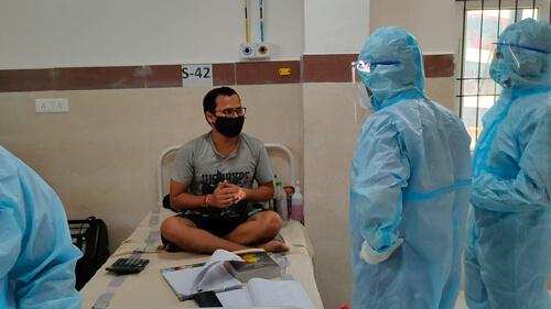 пациент готовится к экзамену