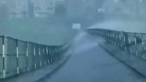 страшный небезопасный мост