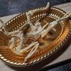 скелет курицы-гриль