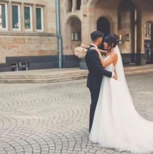 месть с помощью фальшивой свадьбы