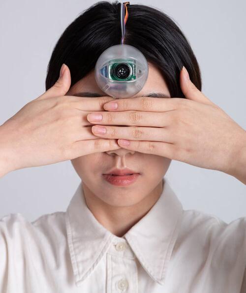 изобретённый третий глаз