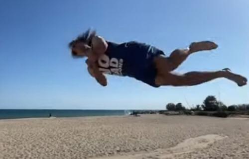 мастерство вращения в воздухе