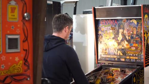 коллекция игровых автоматов