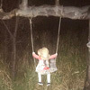 проклятая кукла на качелях