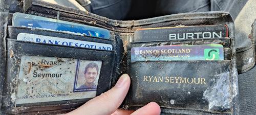 бумажник вернулся к владельцу