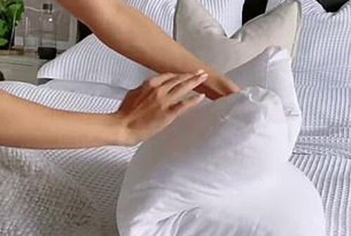проверка срока годности подушки