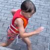ребёнок неудачно прыгнул в воду