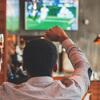 ссора из-за любви к футболу