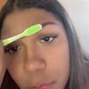 зубная щётка для бровей