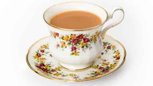 чай для любимой девушки