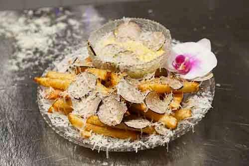 самая дорогая картошка-фри
