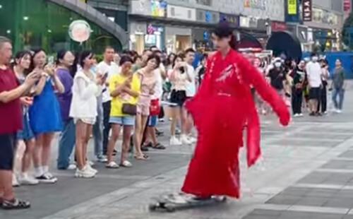 традиционные китайские наряды