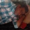мужчина много спит