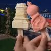 необычное китайское мороженое