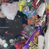 мусор под кроватью подростка
