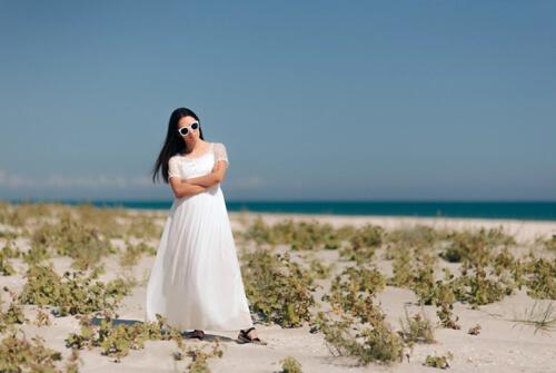 гостья и слепая невеста