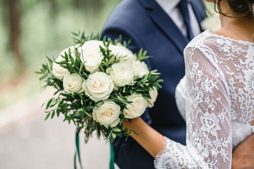 гостьи нет на свадебных фото