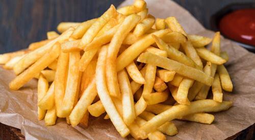 плата за съеденную картошку