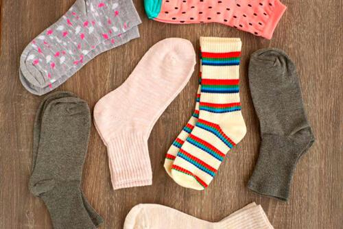 балетные носки поступили в продажу