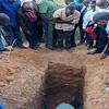 пастора погребли заживо