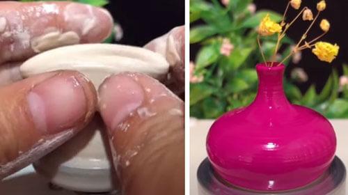 чудесная миниатюрная керамика