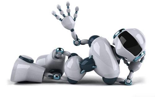 роботы в парках развлечений