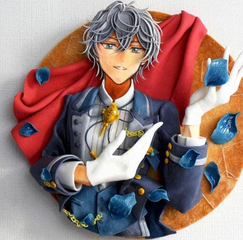 красивые глазированные печенья