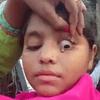 каменные слёзы девочки-подростка