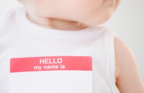мама решила сменить сынишке имя