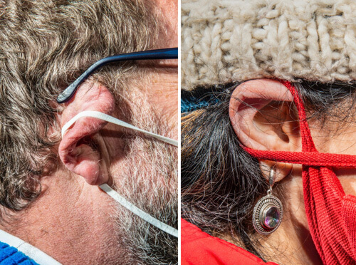 pictures of strangers ears