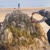 творчество с песком и совком