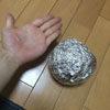 Японцы увлеклись полировкой шариков из фольги