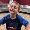 Сын, встречающий маму, опозорил её на весь аэропорт