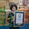 Женщина, ценящая традиционную культуру Японии, стала мировой рекордсменкой